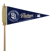San Diego Padres Mini Felt Pennants