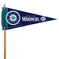 Seattle Mariners Mini Felt Pennants
