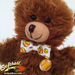 Softball Rose & Sports Bear Gift Set Mini-Thumbnail
