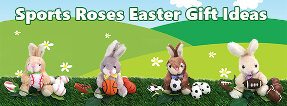 Sports roses easter themed gifts ideas negle Choice Image