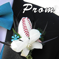 Sports Roses Boutonnieres Are Perfect For Prom Dances