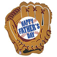 Fathers Day Sports Gifts and Flower Arrangements