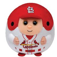 St. Louis Cardinals Sox Beanie Ballz
