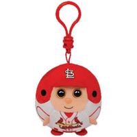 St. Louis Cardinals Beanie Ballz Clip