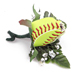 Softball Rose Boutonniere Mini-Thumbnail