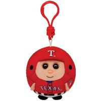 Texas Rangers Beanie Ballz Clip