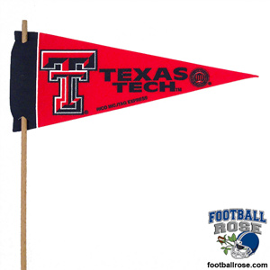 Texas Tech Red Raiders Mini Felt Pennants