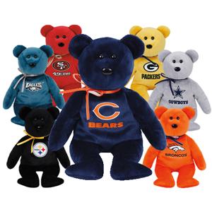 Ty Beanie Bear Plush Toy