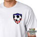 USA Soccer Heart Men's T-Shirt Mini-Thumbnail