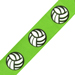 Volleyball Ribbon Grosgrain (1 yard) Mini-Thumbnail