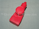 1054 Marine Type Battery Terminal Cover for Top Post Batteries / Red THUMBNAIL
