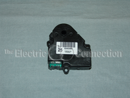 15-72972 Blend Door Actuator / GM Cars, Trucks, & SUV's MAIN