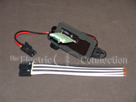 Trailblazer & Envoy Blower Resistor with 4180 Repair Harness, Combo THUMBNAIL