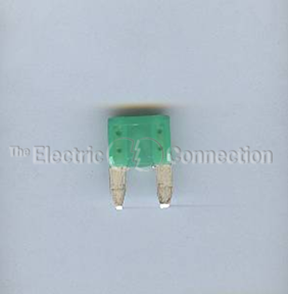 2230 Mini Fuse / 30 Amp / 25/pkg MAIN