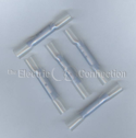 3205 Nylon Insulated Butt Connector w/Heat Shrink Tubing / 14-16 Ga. / 10/pkg. THUMBNAIL