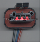 4032 Repair Harness / Ford MAP Sensor THUMBNAIL