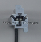 4156 Repair Harness / GM Electric Choke (Gray) THUMBNAIL