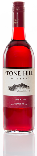 Stone Hill Winery Concord