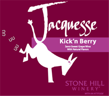 Jacquesse Kick'n Berry