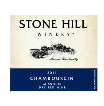 2011 Stone Hill Winery Chambourcin