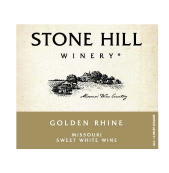 Stone Hill Winery Golden Rhine Case of 12