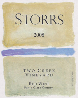 2008 Two Creek Vineyard Rhone-blend