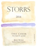 2014 Two Creek Vineyard Rhone-blend THUMBNAIL