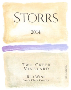 2014 Two Creek Vineyard Rhone-blend MAIN