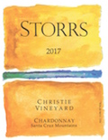 2017 Christie Vineyard Chardonnay Santa Cruz Mountains THUMBNAIL
