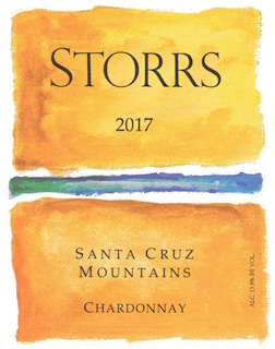 2017 Santa Cruz Mountains Chardonnay
