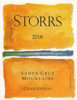 2018 Santa Cruz Mountains Chardonnay MAIN
