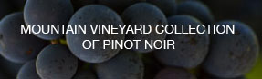 MOUNTAIN VINEYARD COLLECTION OF PINOT NOIR
