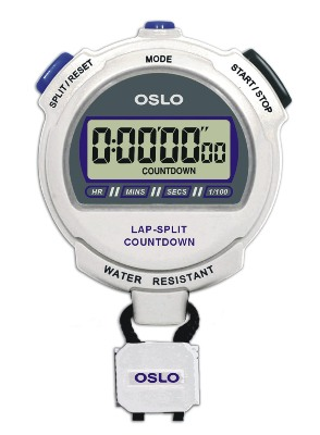 Robic Oslo Twin Chronograph & Countdown Timer MAIN
