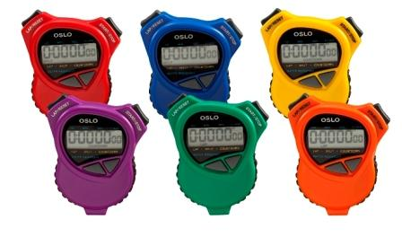 Robic Oslo Dual Stopwatch & countdown timer