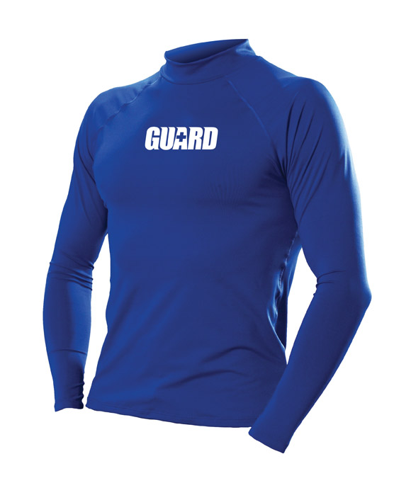 Dolfin Men's Rashguard for the Lifeguard MAIN