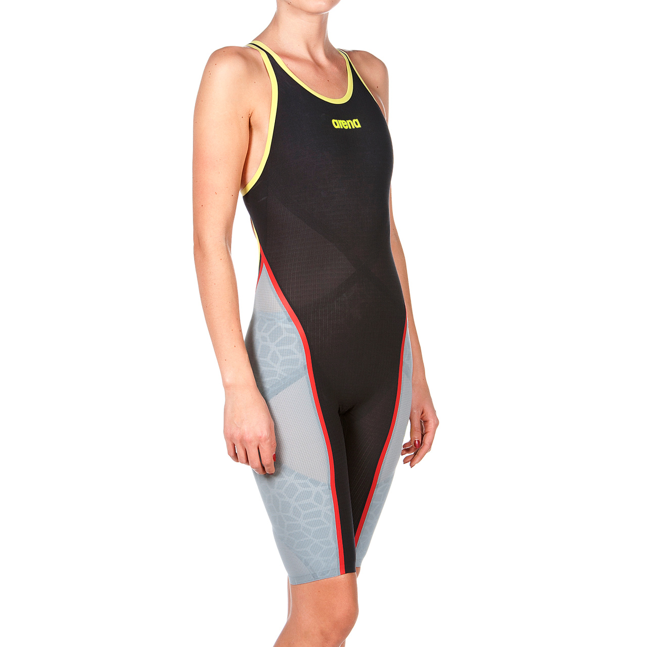 arena Powerskin Carbon Ultra Open Back LARGE