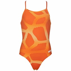Arena Spider Light Drop Back One-Piece MAIN