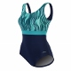 Dolfin Aquashape Moderate Scoop Back Color Block THUMBNAIL