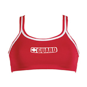 Dolfin Women's Guard 2-Piece Top MAIN