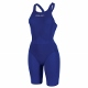 Dolfin Titanium Tech Solid Knee Skin Female Swimsuit Mini-Thumbnail