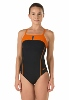 Speedo  Bolt PowerPLUS Youth Splice Swimsuit