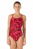 Speedo Angles Endurance Flyback Girl's Swimsuit SWATCH