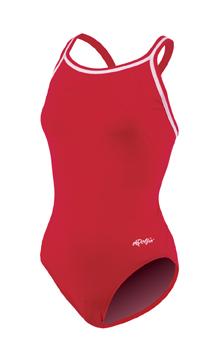 Dolfin Solid Reliance  DBX Back Female Swimsuit MAIN