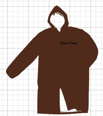 BROWN Swimming & Diving  Parka