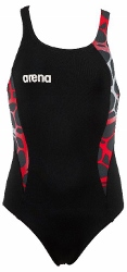 Arena Carbonite Pro Back Girls