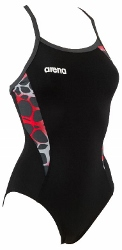 Arena Carbonite Light Drop Back Womens