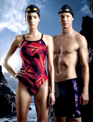 Competition Swim Print Suits