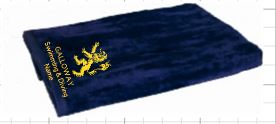 Galloway Beach Towel w/logo THUMBNAIL