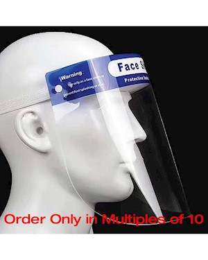 Disposable Medical Face Shield LARGE