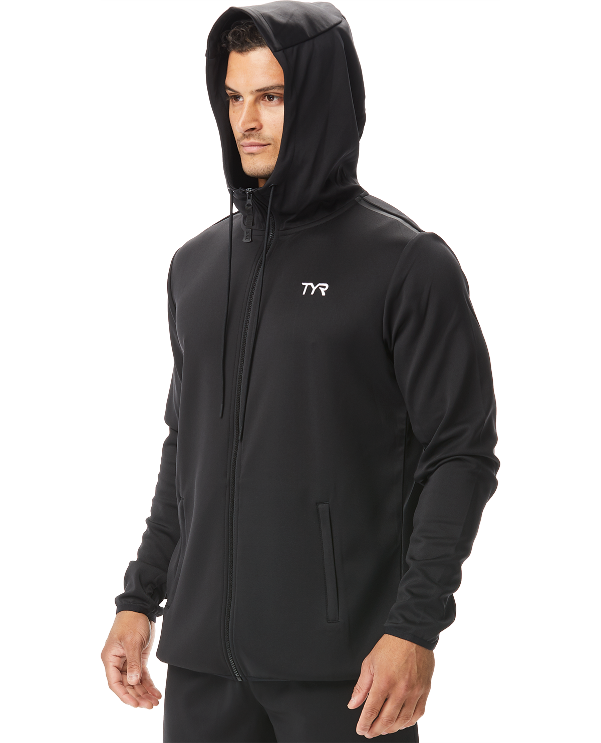 TYR Alliance Podium Full Zip Hoodie Unisex MAIN
